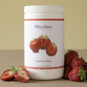 Perfect Puree Strawberry Puree - 30 Ounces