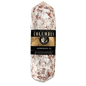 Columbus Sopressata Natural Casing, 6 lb
