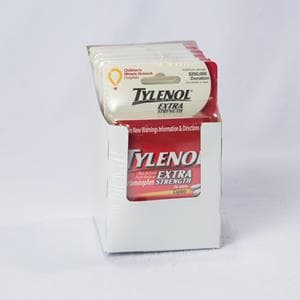 Tylenol, Extra Strength, 6 Pack
