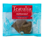 Teatulia Peppermint Herbal Infusion Tea, 50/2 gr