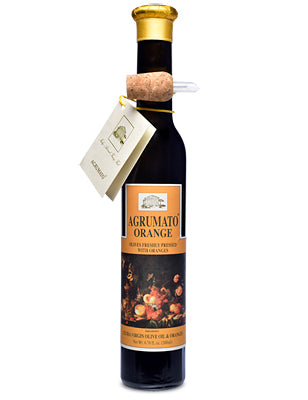 Agrumato Orange Extra Virgin Olive Oil, 6.76 oz.