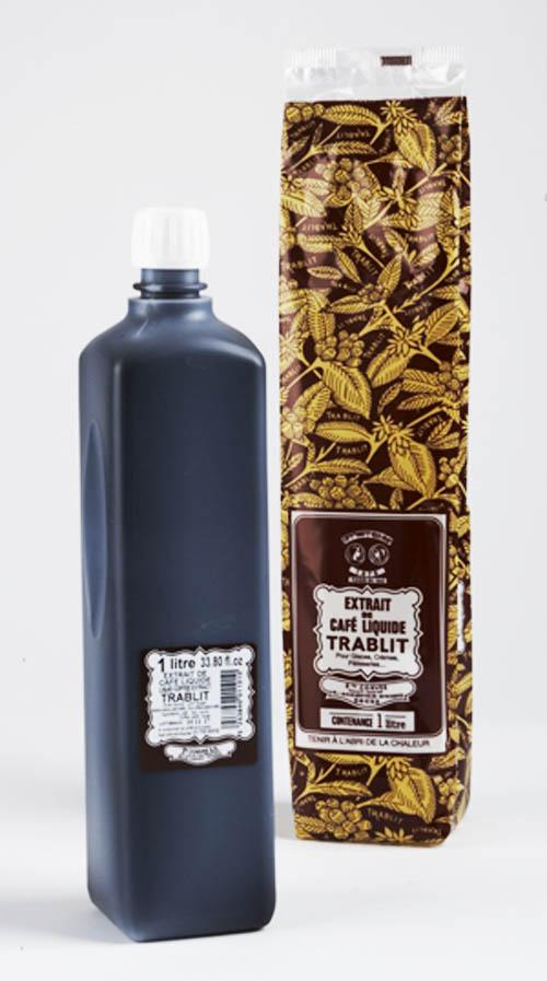Trablit Coffee Extract, 33.8 Ounce