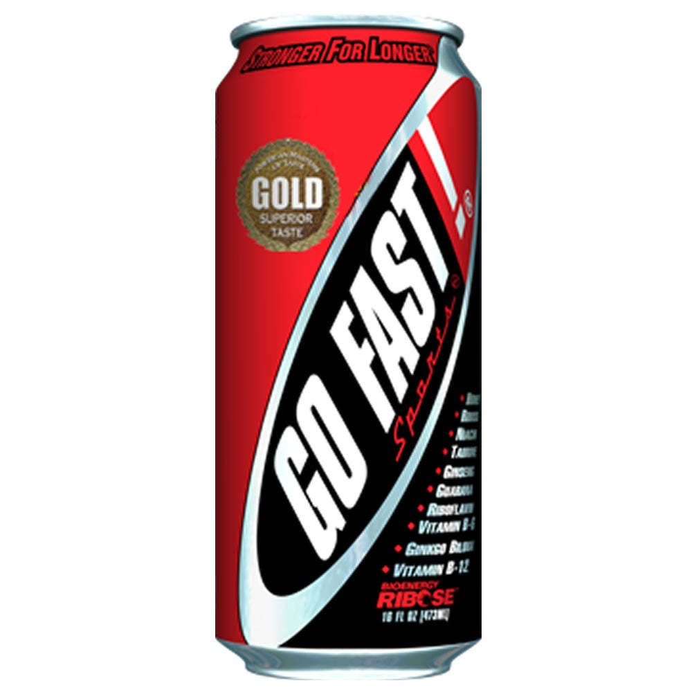 Go Fast Original, 16 oz. (Case of 12)