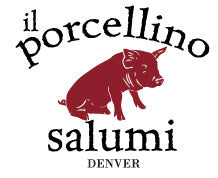 Il Porcellino Spiced Juniper Salumi, 7 oz (Pack of 3)