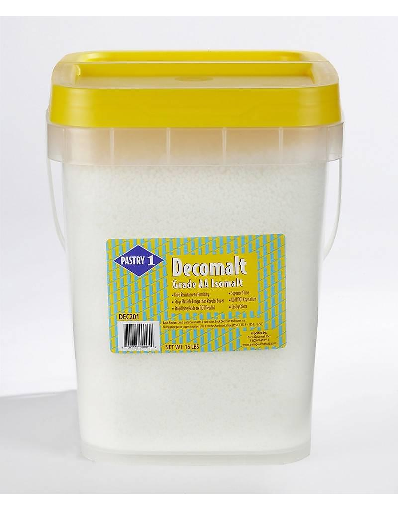 Isomalt (Decomalt) - 15 Pounds