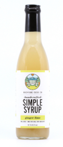 Backyard Soda Ginger Lime, 375 ml
