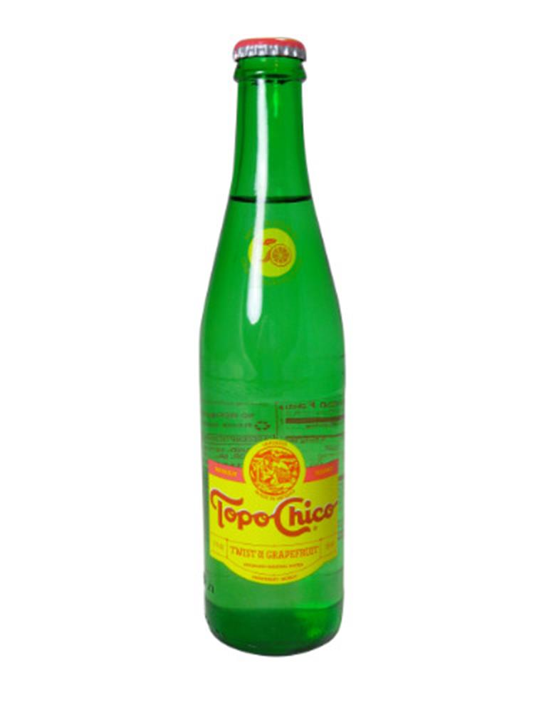 Topo Chico Grapefruit, 12 oz. (Pack of 24)