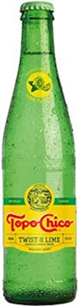 Topo Chico Lime, 12 oz. (Pack of 24)