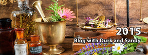 July 2015 Blog with Durk and Sandy