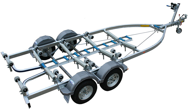 "GR6.2M-14THE Rolla System, Tandem 2550Kgs 14"" 6.2M"