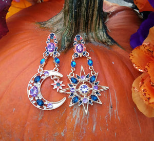 Celestial Celebration Earrings