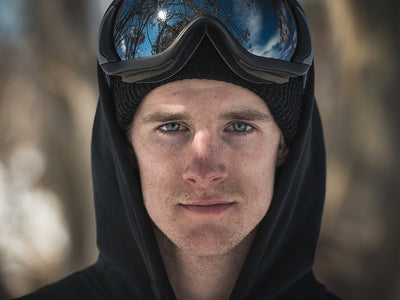 X-Games Snowboard Champ Max Parrot on Geologie