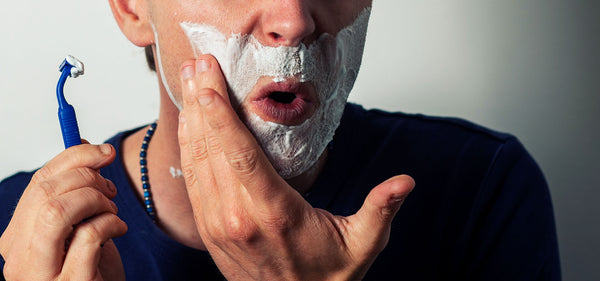 How to look younger - shave the beard