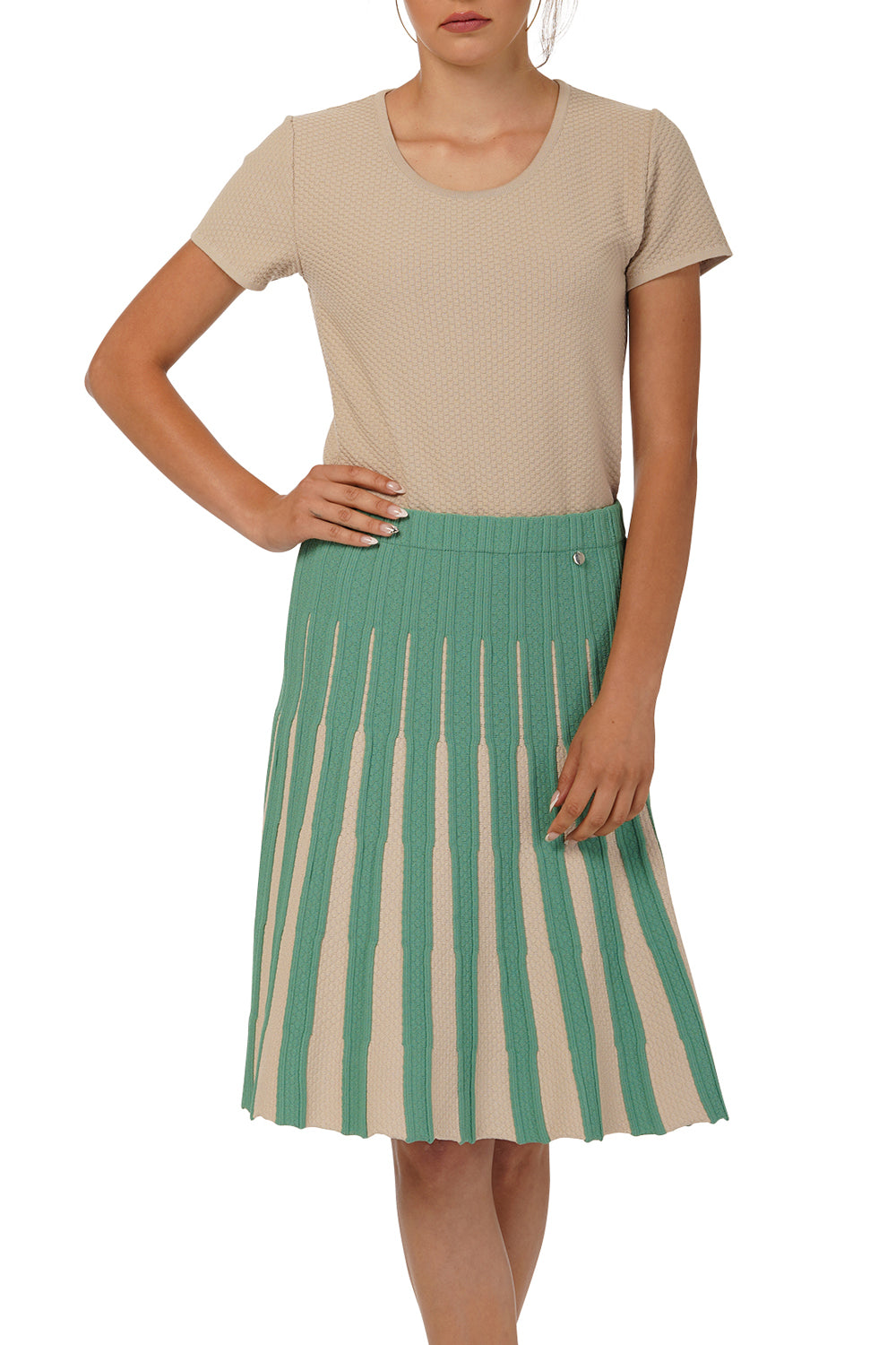 Lucy Knitted Skirt