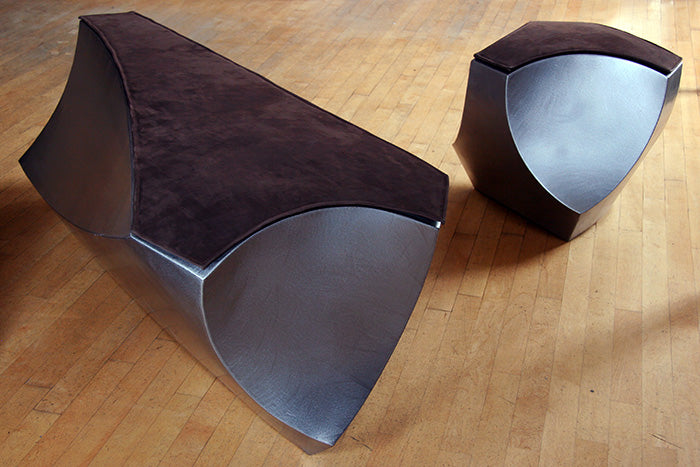 Steel Seating 1c
