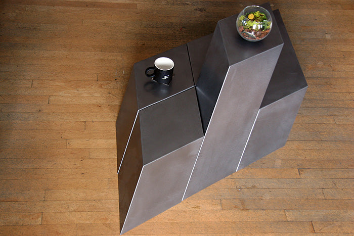 Metal Table 2