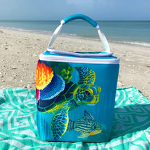Load image into Gallery viewer, Limited Edition Sea Turtle Cooler