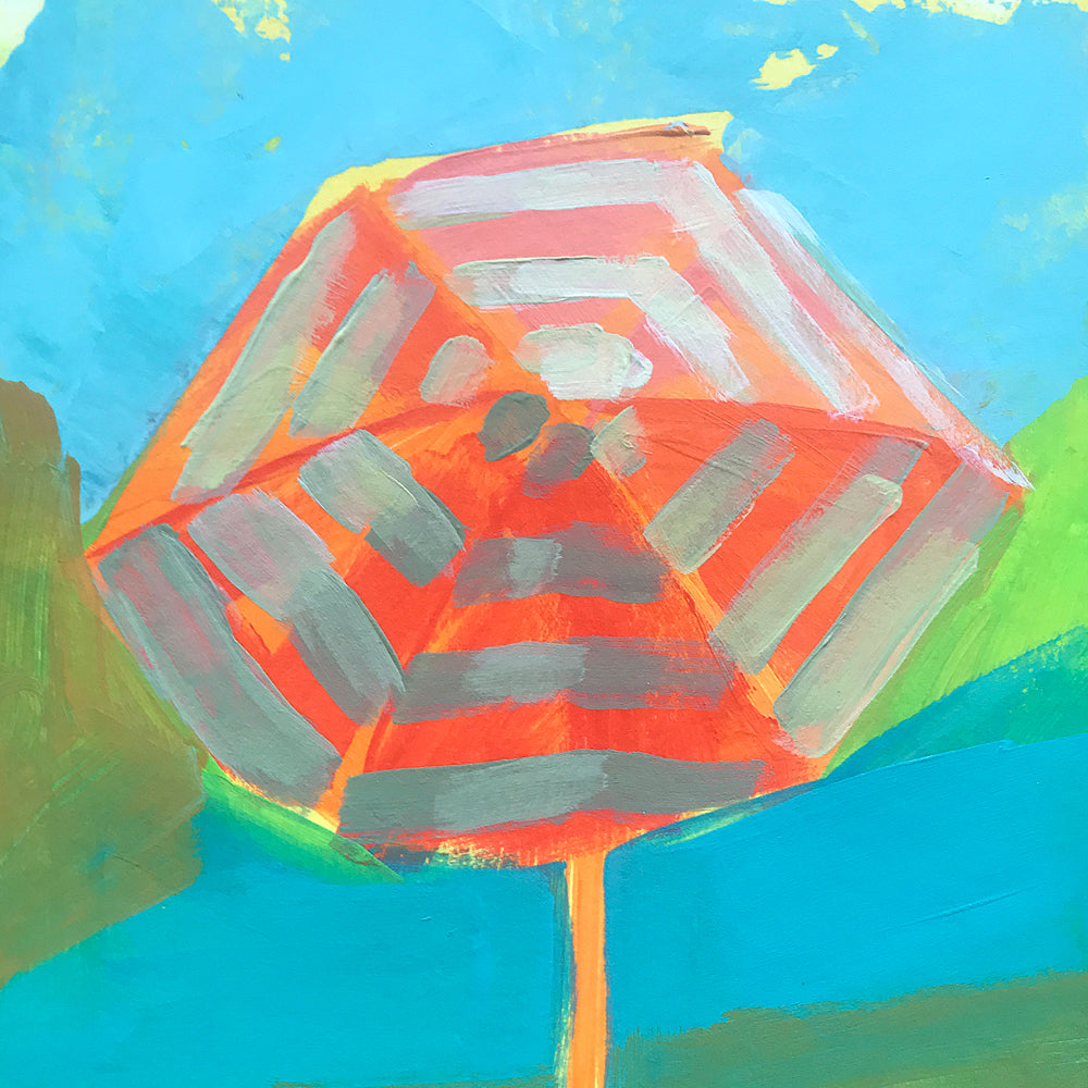 Beach Umbrella #72