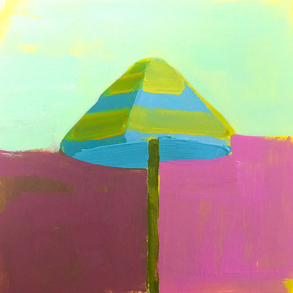 Beach Umbrella #84