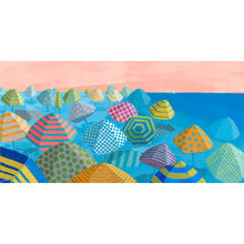 Load image into Gallery viewer, Bubble Gum Beach by Dora Knuteson