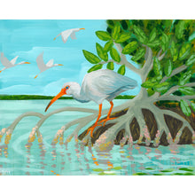 "Load image into Gallery viewer, ""Friends of the Bay"" by Dora Knuteson"