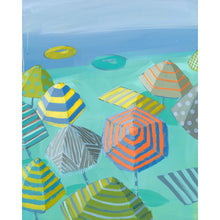 "Load image into Gallery viewer, ""Seafoam Sands I"" by Dora Knuteson"