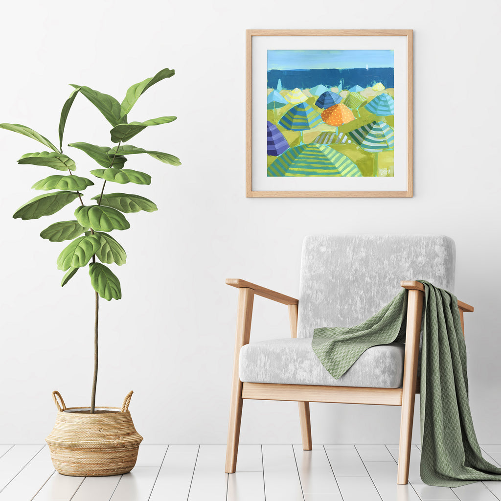Preview of Margarita Morning print by Dora Knuteson