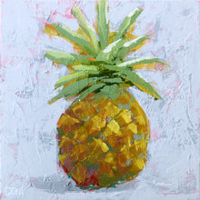 Load image into Gallery viewer, Pineapple Mini 1 Art by Dora Knuteson