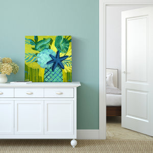 Pineapple Punch - Sea Life Bouquet Art by Dora Knuteson