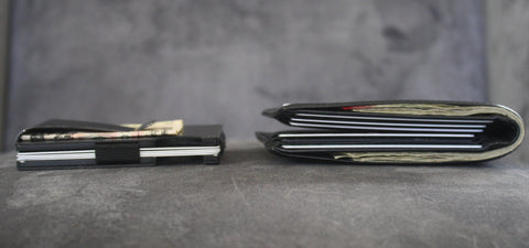 drift wallet compared to normal wallet