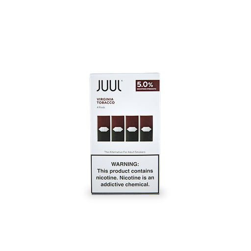 Juul Vape Pods Virginia Tobacco