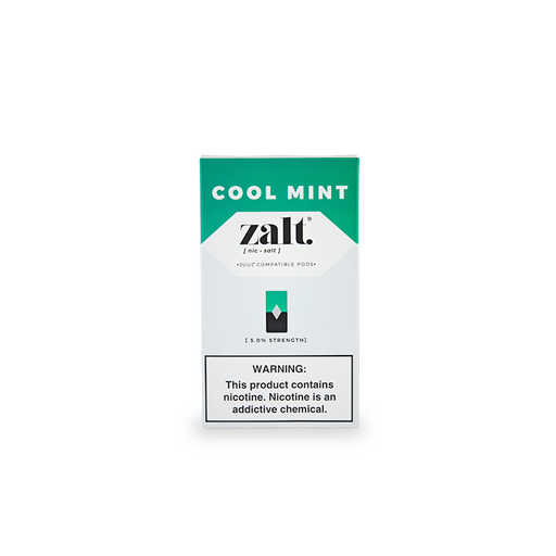 Zalt Cool Mint Vape Pod