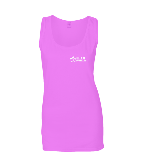 #ClassicCollection - Ladies SoftStyle® Vest | Team Bootcamp
