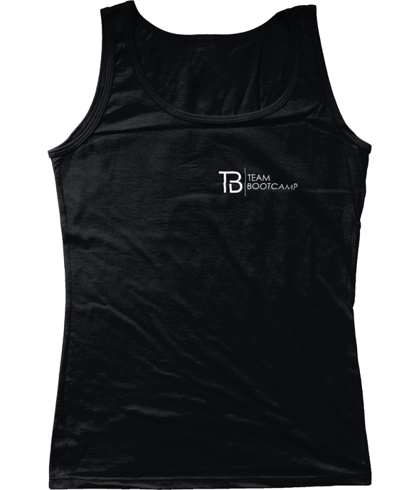 Ladies SoftStyle® Tank Top TEAM-Bootcamp