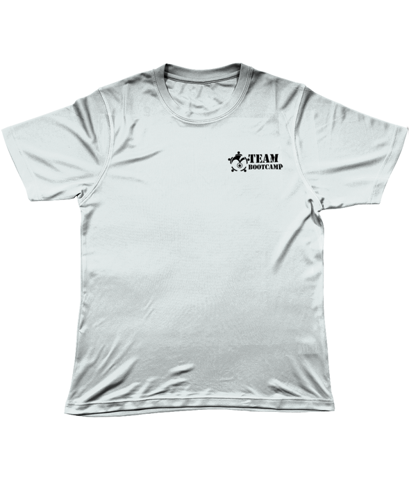 #ClassicCollection - Performance T-shirt | Team Bootcamp