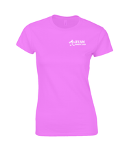Load image into Gallery viewer, #ClassicCollection - Ladies Fitted Soft Style T-Shirt | Team Bootcamp