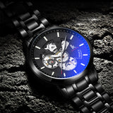 IK Colouring® 40mm Casual Coated Glass Luminous Watch