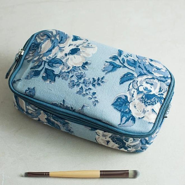 Rosetta Canvas Overnight Washbag