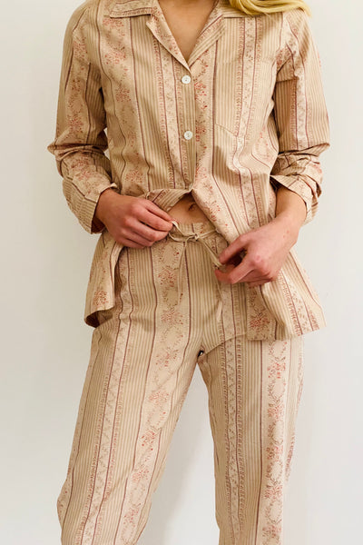 Regency Stripe Classic Pyjama Set