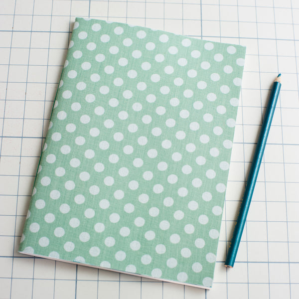 Green Spot Notebook