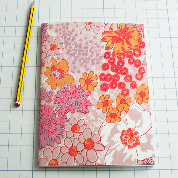 Pink Bloom Notebook
