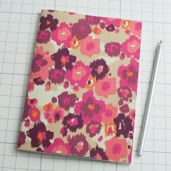 Pink Firenze Notebook