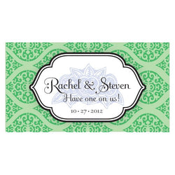 Moroccan Drink Ticket - Large (pkg of 80)