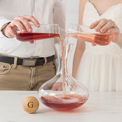 Personalized Wedding Wine Unity Ceremony Set