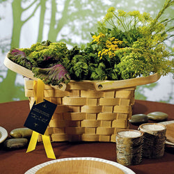 Decor Picnic Basket - Large (pkg of 1)