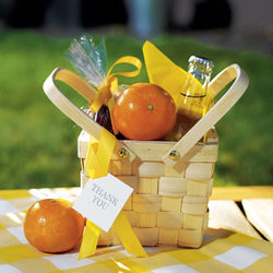 Decor Picnic Basket - Medium (pkg of 1)