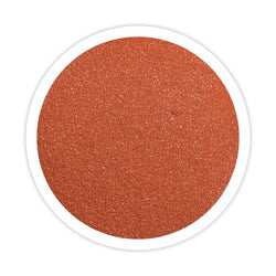 Burnt Orange Wedding Sand Sample