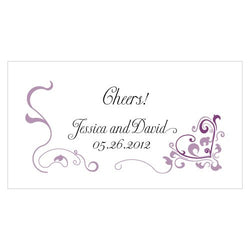 Heart Filigree Drink Ticket - 11 Colors - Small (pkg of 120)