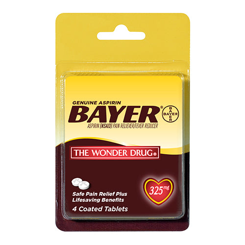 Bayer Aspirin Tablets