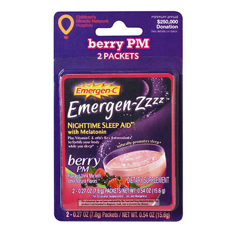 Emergen-ZZZZ Berry PM
